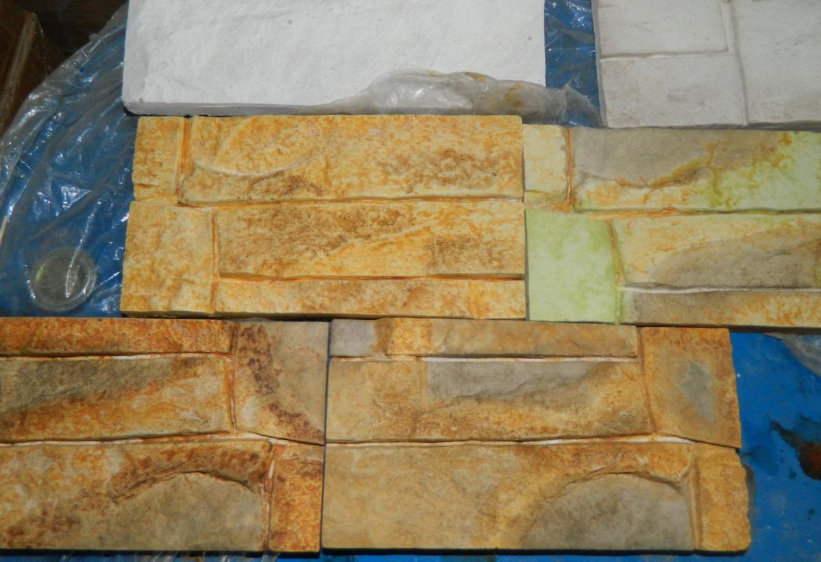 кислотная окраска плиток 4