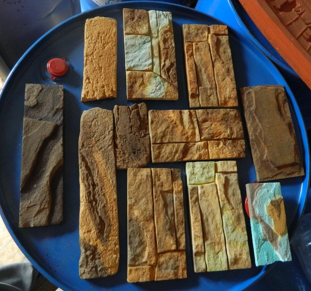 кислотная окраска плиток 7